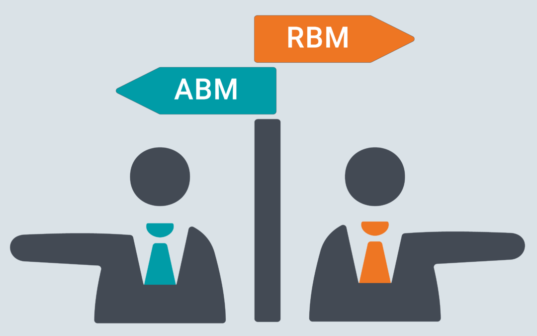 ABM vs. RBM … or is it really ABM and RBM?