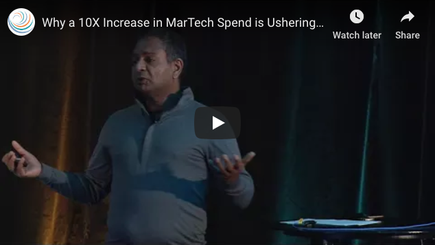 Why a 10X Increase in MarTech Spend is Ushering in the Decade of the CMO
