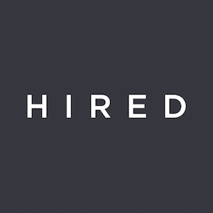 Hired company logo