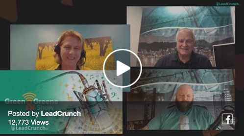 LeadCrunch Podcast with Bonnie Crater