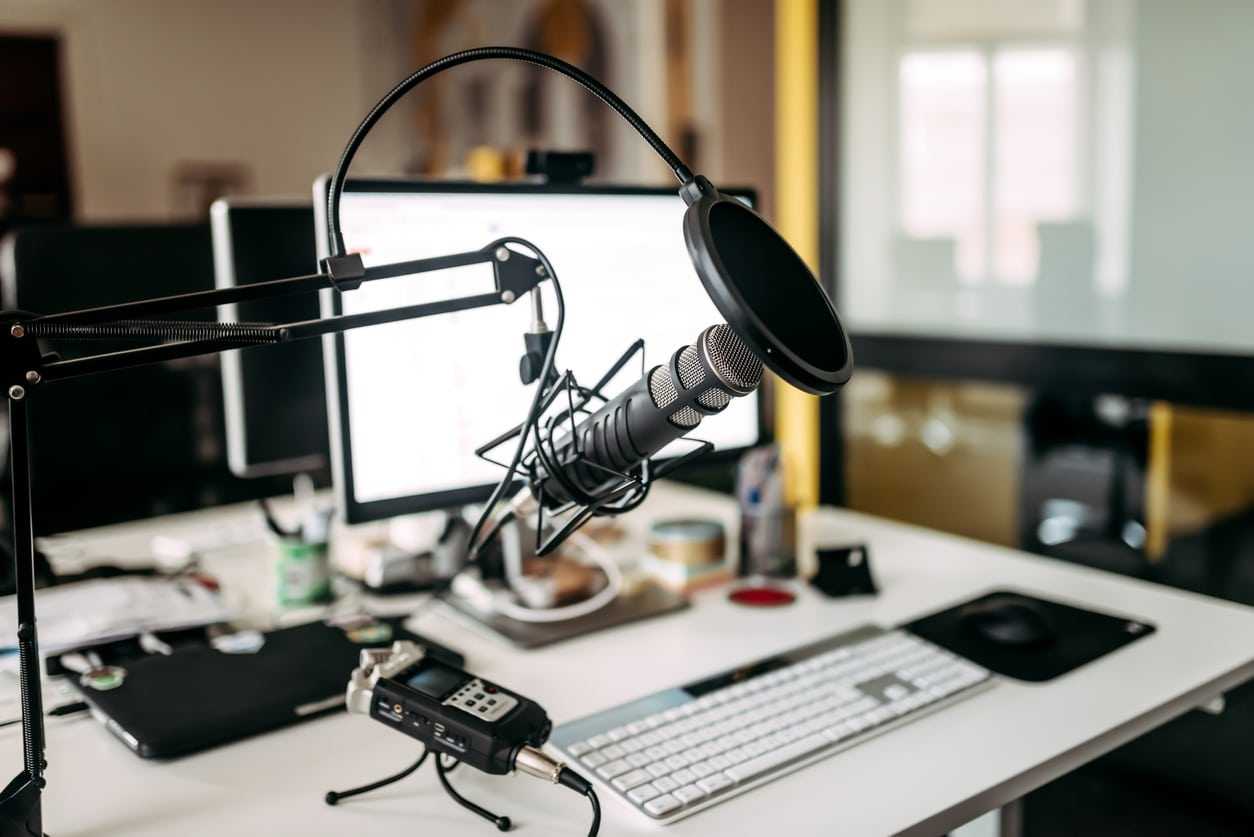 Podcasts and Webinars