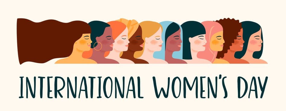 Celebrate International Women's Day by Carrying the Work of Equality Forward