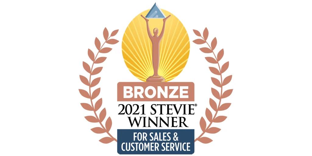 Stevie Winner 2021